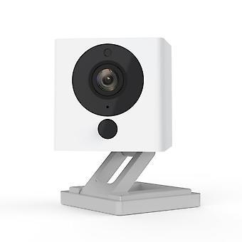 وايز كام 1080p HD كاميرا المنزل الذكي في الأماكن المغلقة مع الرؤية الليلية، 2-الاتجاه الصوت، ويعمل مع اليكسا & الذهاب