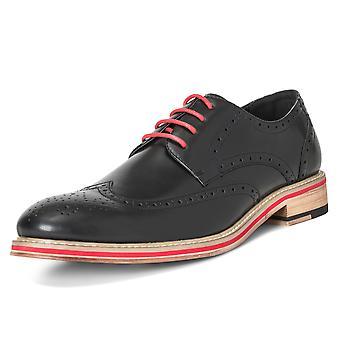 Mens Queensberry Elliott Smart Wedding Office Formal Moccasin Loafers UK 6-14