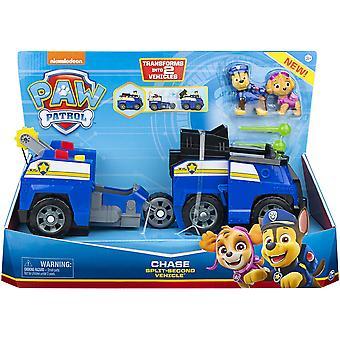 Paw Patrol Split-Second Vehicle - Chase
