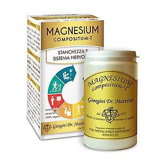 Magnesium compound (Magnesium compositum) 400 tablets