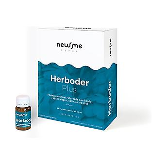 Herboder Plus 20 flaskor på 10ml