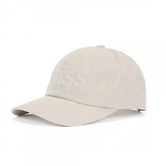 Boss Green Hugo Boss Baseball Cap Fritz Beige 062 50378282