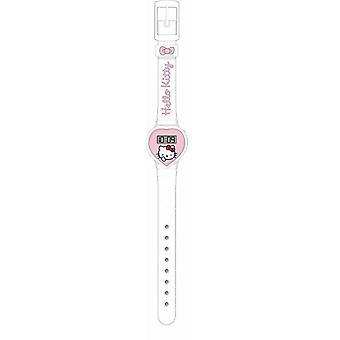 Hello kitty watch lcd watch hk25917