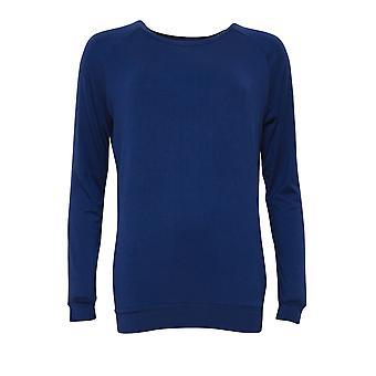 Cyberjammies Ariana 4725 Mujeres's azul marino Modal Pyjama Top