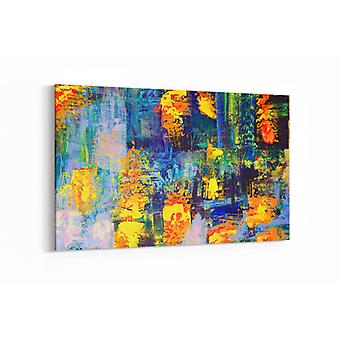 Malerei - abstrakte Kunst Malerei - 100x70cm