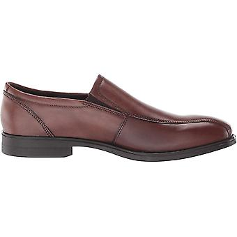 ECCO Men's Shoes 85890401001 Leather Closed Toe Penny Loafer