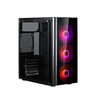 Spire Vision 7022 RGB | glass design miditors with RGB lighting