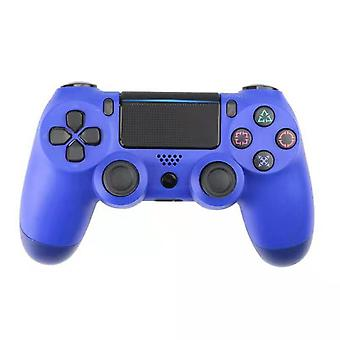 PS4 Blue Control Wireless Game Console Dual Shock Controller Bluetooth For Sony PS4 Playstation 4 Blue