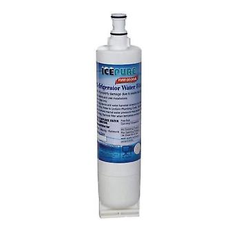 Fridge Water Filter Cartridge Rfc0500A Rwf0500A Whirlpool 4396508