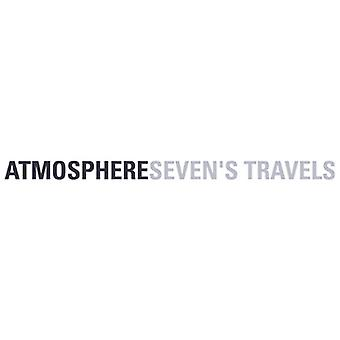 Atmosphere - Seven's Travels [CD] USA import