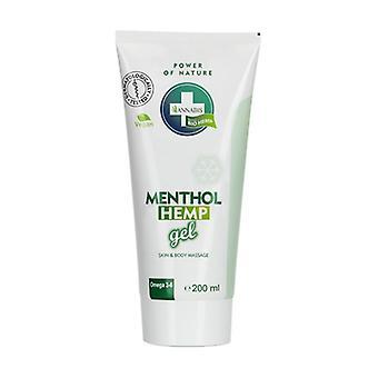 Menthol Arthro 200 ml geeliä