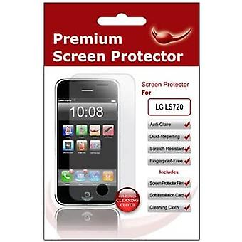 LCD Screen Protector for LG LS720 (Sprint) - Regular