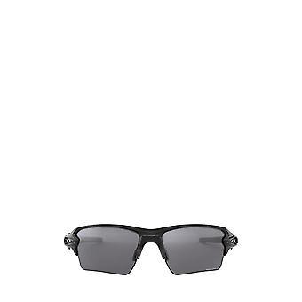Oakley OO9188 kiillotettu musta miesten aurinkolasit