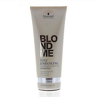 Schwarzkopf Professional Blondme Cold Blonde Shampoo 250 ml