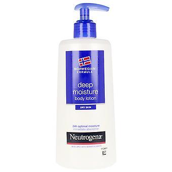 Neutrogena Deep Moisture Loción Hidratante Corporal Dry Skin 250 ml