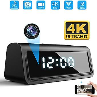 Wifi Camera Secret Clock, Micro Recorder Security Night Vision, Motion Detect