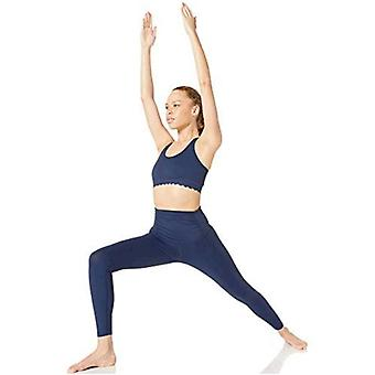 "Brand - Core 10 Women's (XS-3X) Studiotech Gathered Waistband High Waist Yoga Legging - 26"""