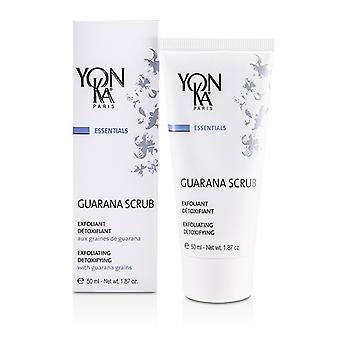 Yonka Essentials Guarana Scrub - Exfoliating, Purifying With Guarana Grains 50ml/1.87oz
