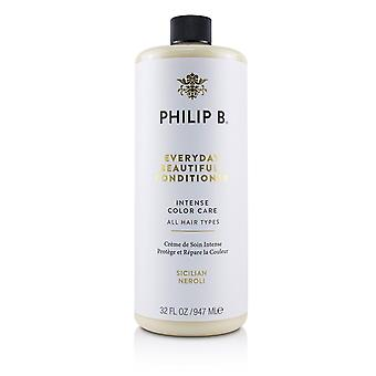 Everyday beautiful conditioner (intense color care all hair types) 226066 947ml/32oz