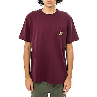 T-shirt carhartt wip s/s pocket t-shirt för män i022091.08l