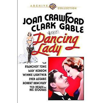 Danse d'importation USA Lady (1933) [DVD]