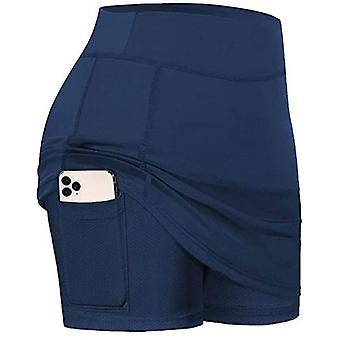 Women's Tennis Skirts, Elastic Sports Gloves Skorts