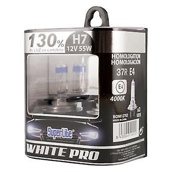Automotive Bulb Superlite BOM12702 H7 12V 55W 4000K 37R/E4