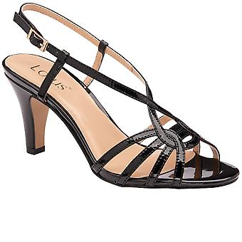 Lotus Janelle Womens Heeled Sandals