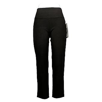 Dames met Control Women&s Jeans XSP Petite Control Denim Black A306477