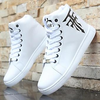 High Top Sneakers Men Casual Shoes