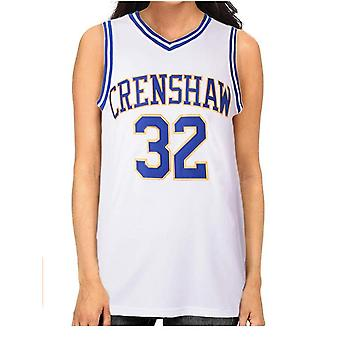 Mccall #22 Wright #32 Crenshaw Jersey, Throwback Basketball Jersey, Love And Basketball Jersey, 90s Jersey