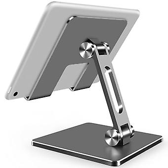 Metal Desk Mobile Phone For IPhone IPad Aluminium Alloy Adjustable Desktop Tablet Holder Table Cell