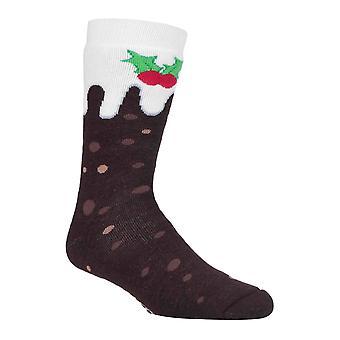 Herren thermische Neuheit Weihnachten Hausschuhe Socken