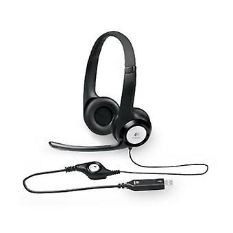 Logitech H390 Usb Headset Adjustable
