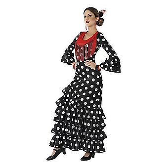 Costume pour adultes Sevillian Black