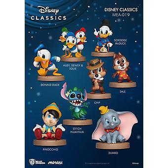 Disney Classic Series Mini Egg Attack Figures 8 cm Näyttö (8)