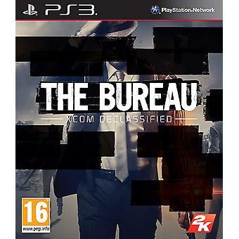 The Bureau XCOM Declassified Game PS3