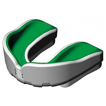 Makura Ignis Pro Mouthguard Junior White/Green