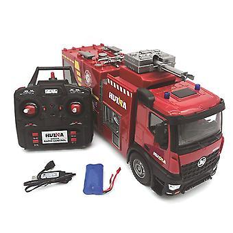 1:14 22Ch 2.4g rc tikkaat laatikko vesi spray paloauto kone kauko-ohjattava auto lelut lahja syntymäpäiväksi
