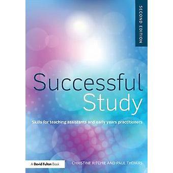 Framgångs rik studie av Christine Ritchie