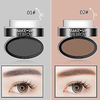 Fashion Eye Makeup Styling Tool Eyebrow Powder Seal Easy New Band Brow Make Up