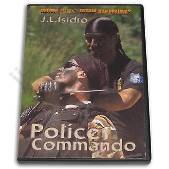 Commando de police Dvd Isidro -Vd7038A