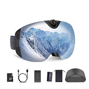 ultra video ski-solbriller kamera