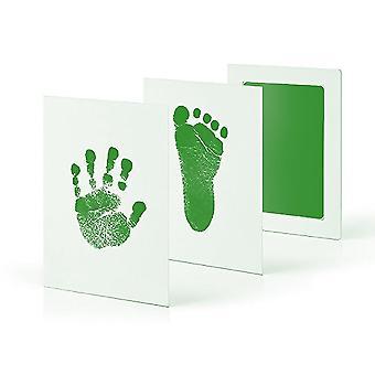 Impronte bambino Impronte a mano cuscinetti d'inchiostro Pet Paw Prints Souvenir Sicuro Inchiostro non tossico