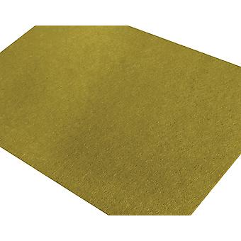 Large A3 Olive Green Stiffened Felt Sheet for Crafts