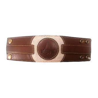 Origins Geprägtes Wappen Armband