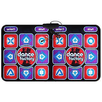 Selling Otaku Otaku Must Have Double Dance Mat Nonslip Dancer Mat Pad Feeling Game