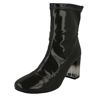 Damen-Spot auf hohe Knöchel Stiefel F50686