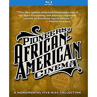 Pioneers of African American Cinema (5 Discs) [Blu-ray] USA import
