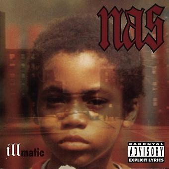 NAS - Illmatic [DVD] USA importere